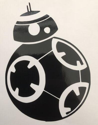 Star Wars BB8 Vinyl Decal