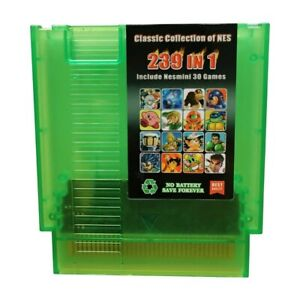 239-in-1-Game-Multicart-for-Nintendo-NES-Console-Classic-Collection-US-Version