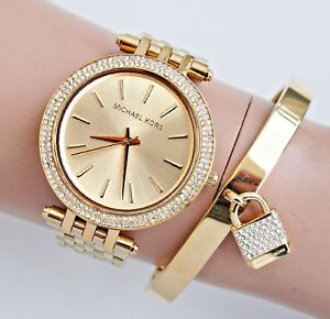 a3e0c0738621 Michael Kors Women s Watch Mk3191 Darci Stainless Steel in color ...