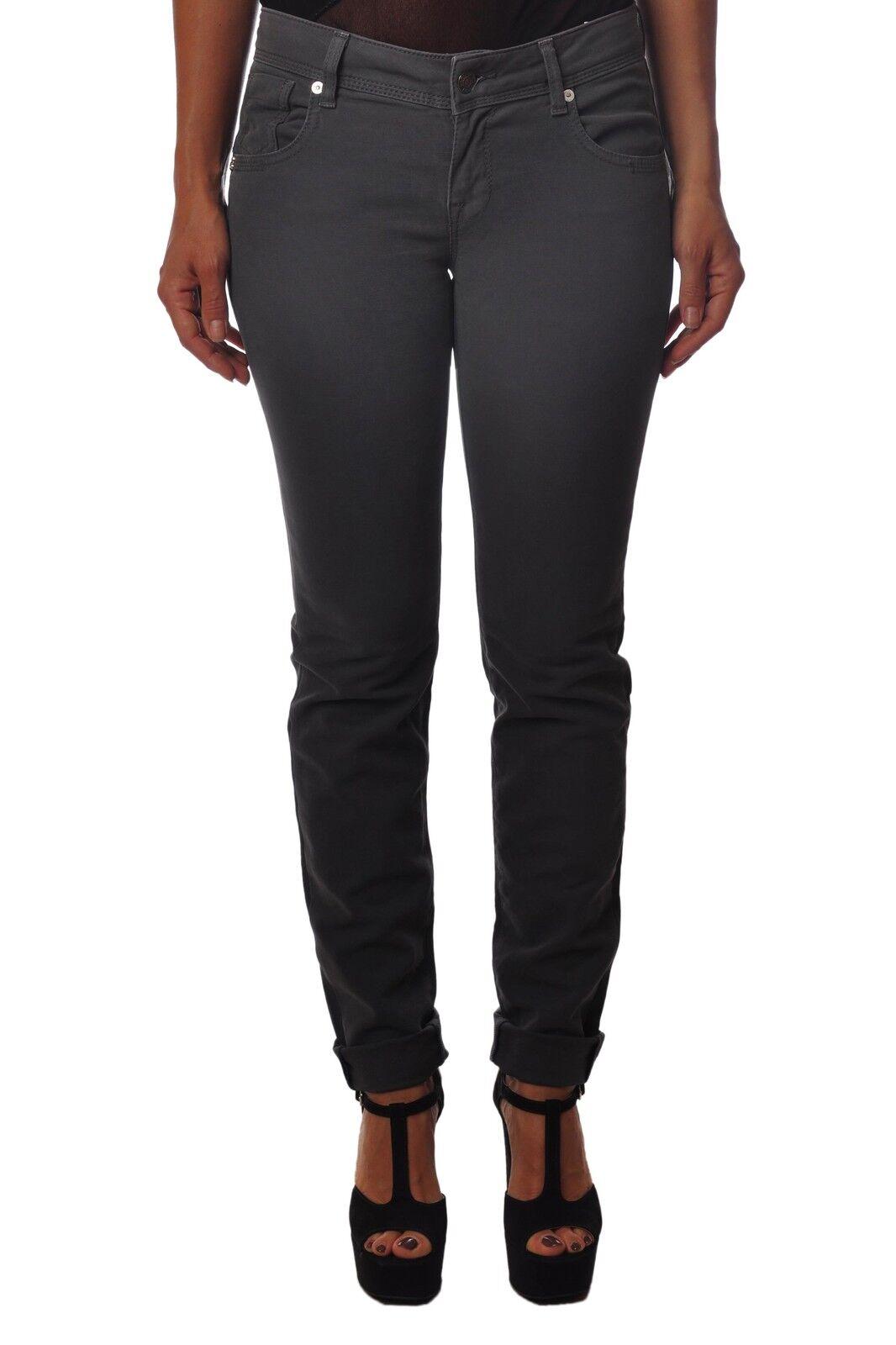 Latinò  -  Pants - Female - Grey - 3821529A181827