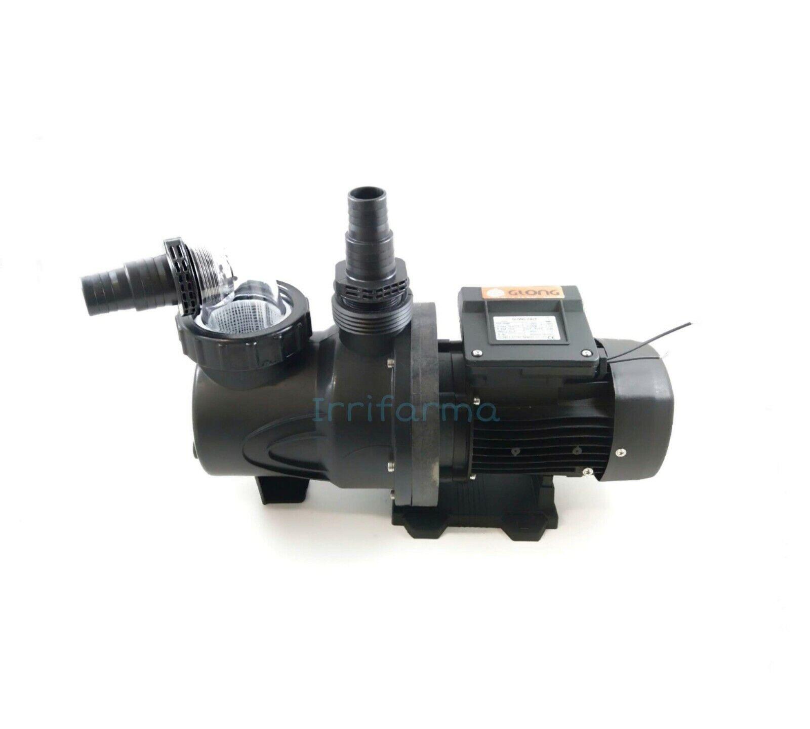 Elettropompa per piscina pompa autoadescante filtro sabbia FCP 350S 0.5 Hp 220V