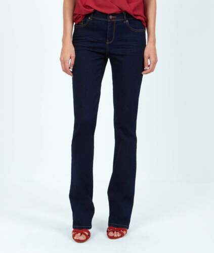 Moyenne Taille 29 Bootcut Taille Skinny Jean 34 Tbe wqFpvx