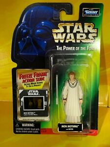 Star Wars - Power of the Force - Mon Mothma (Freeze Frame)