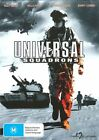 Universal Squadrons (DVD, 2012)