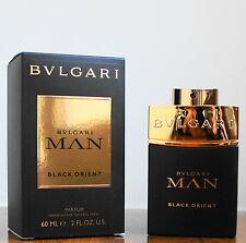 2016 New BVLGARI MAN BLACK ORIENT pure perfume PARFUM 60 ml 2.0 oz BNIB sealed