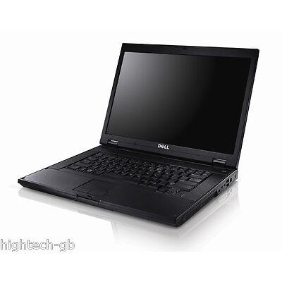 """Dell Latitude E5500 Intel Core 2 Duo 15.4"""" 2 GB RAM 80 GB HDD Windows 7 Laptop"""