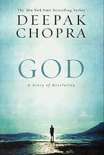 God: A Story of Revelation Chopra, Deepak Hardcover