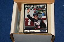 1991 TRAKS NASCAR SET COMPLETE 1-200 JEFF GORDON RC (SA415)