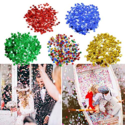 Wedding Sparkle Scatter Stars Table Confetti Foil Birthday Party Decor one