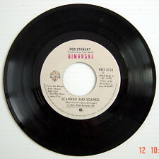 1978'S 45 R.P.M. RECORD, ROD STEWART, DA YA THINK I'M SEXY ? + SCARRED AND SCARE