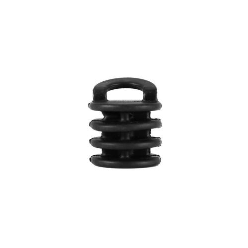 4Pcs Useful Kayak Scupper Stopper Bung Plugs Black For Canoe Marine Boat Outdoor