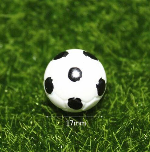 1:12 Dollhouse Miniature Furniture Soccer Football Toy Sports Ball Game 5Pcs ^