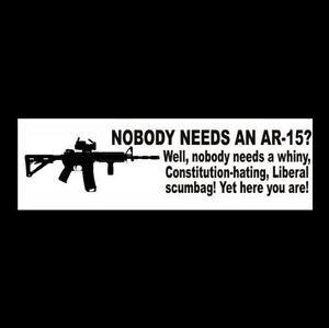 I Carry a gun Car Bumper Sticker | Zazzle |Gun Bumper Stickers
