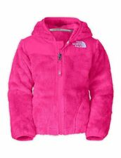 1bf17931a The North Face Toddler Girls Oso Hoodie Jacket Cha Cha Pink Size 3t ...