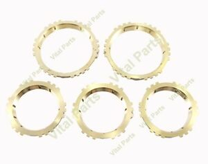 Details about Synchro Ring Kit for Toyota & Chevrolet C50 C51 C52 Manual  Transmission 1991 max