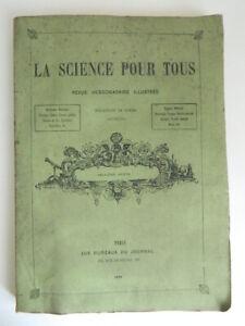 La-Scienza-per-Tutti-Giornale-Rivista-Settimanale-Illustrato-16e-Anno-1871