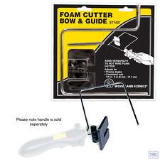 ST1437 Woodland Scenics Foam Cutter Bow & Guide