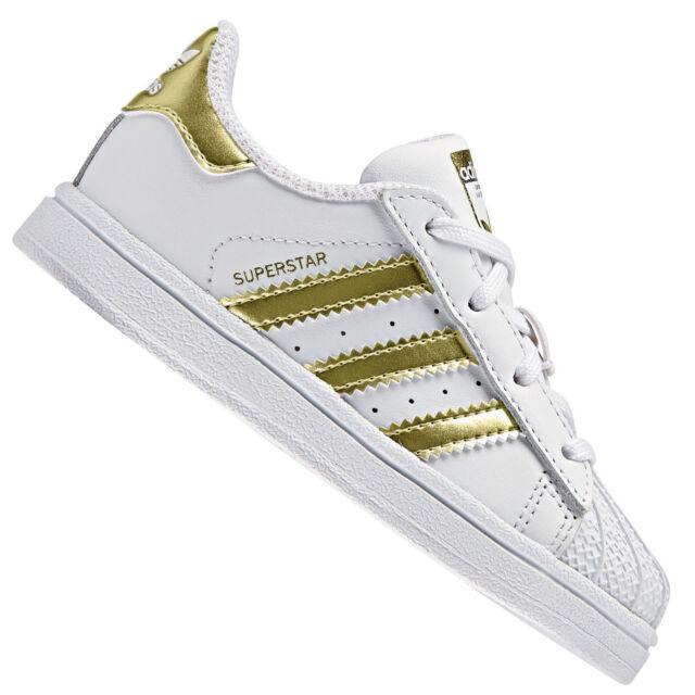 san francisco 3f818 b58d3 Adidas Originals Superstar Sneaker Bambini Scarpe da ginnastica ...