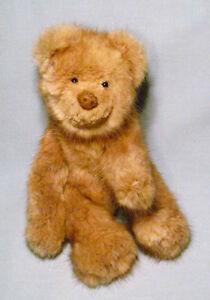 Original-Vintage-Advantage-Bears-Mink-Fur-Angel-Jointed-Teddy-Bear