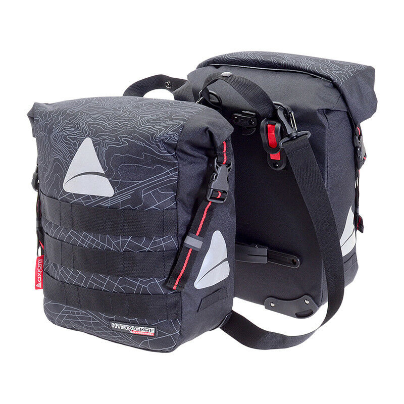 Axiom Monsoon Hydracore Pannier Bag Axiom Pannier Wp Monsoon Hcore 32 Bk