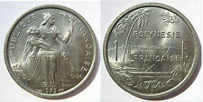 French Polynesia 2003 1 Franc Uncirculated KM11
