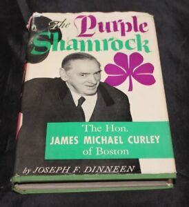 The-Purple-Shamrock-by-Joseph-Dinneen-1949
