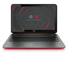 "HP Beats Edition 15-P030NR 15.6"" Touch Laptop AMD A8-5545M 1.7GHz 8GB 1TB W10"
