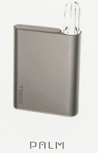 CCELL-PALM-GREY-CHARCOAL-AUTO-550mah-Discrete-THB07-FastShip24hr-less-Usa-NEW