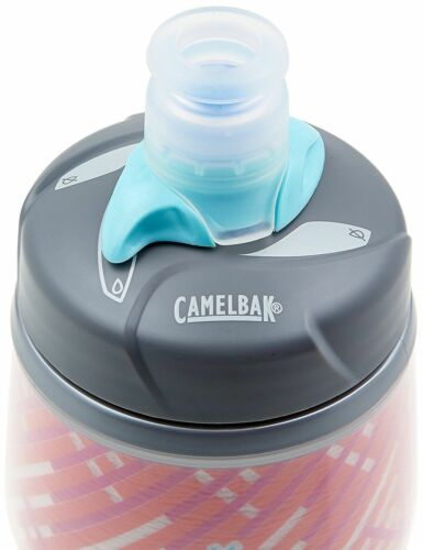 CamelBak Podium Big Chill 25 oz Insulated Water Bottle Blue Green Jet Valve New