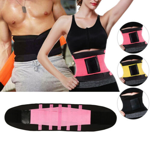 Shapewear Women/'s Sauna Sweat Belt Gym Body Shaper Waist Trainer Cincher