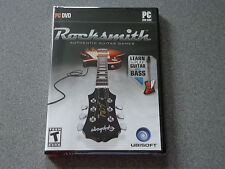 Rocksmith  PC DVD-ROM GAME ONLY NO CORD OR STICKERS   PC