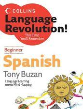 Collins lingua RIVOLUZIONE! Principiante spagnolo messicano 2 CD NUOVO LIBRO