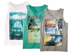 La imagen se está cargando r38-Livergy-senores-manga-top-t-shirt-camiseta- 5f1bbf1891