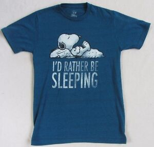 New Peanuts Snoopy Dog House I/'d Help But I Dont Want To Classic Mens  T-Shirt
