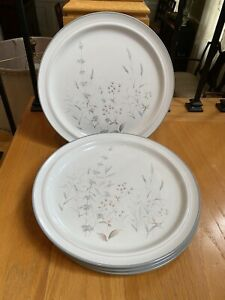 Noritake-Primastone-WOODSTOCK-10-5-8-034-Dinner-Plates-Set-s-of-4