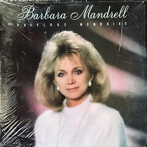 BARBARA MANDRELL Precious Memories 1990 Heartland Music 2 LP Country Gospel 80s
