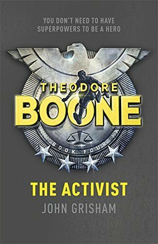 1 of 1 - Theodore Boone: the Activist, Grisham, John, Very Good condition, Book