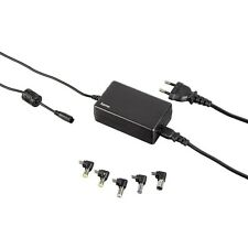 Hama Notebook / Netbook Netzteil Universal, 5 Adapter, 19 Volt, 48 Watt, 39660