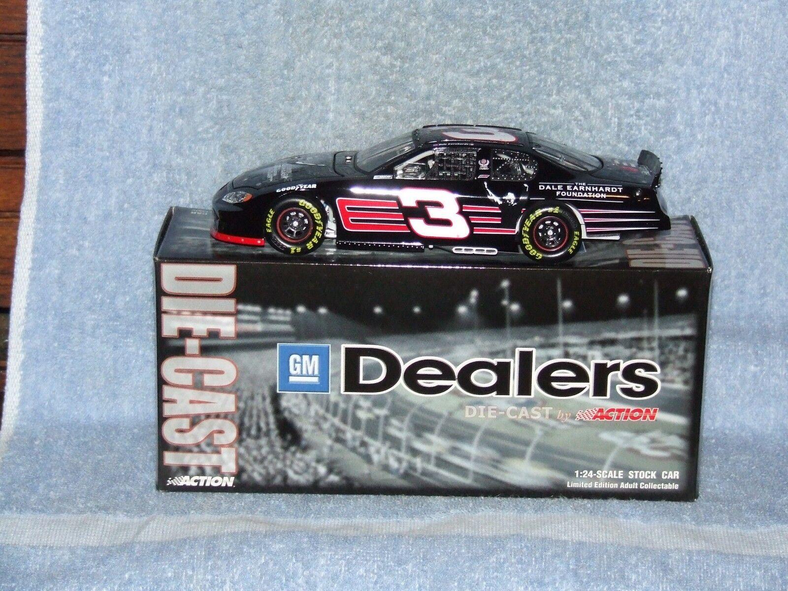 2003 Dale Earnhardt Foundation GM Dealer 1 24