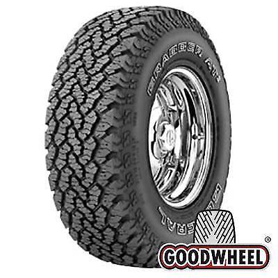 1x SUMMER TYRE General Tire Grabber AT2 265/75R16 121/118R 10PR M+S MB