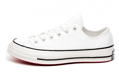 Star 70- OX Patent Leather -White