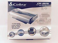 COBRA CPI2575 2500 - 5000 Watt Boat Car RV 12v to 120v Power Inverter w/ USB