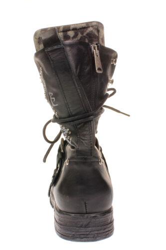 Stiefel Sopo 26c0053l Gwl 0003 Damen Black Replay Schuhe 4n1XAxWR