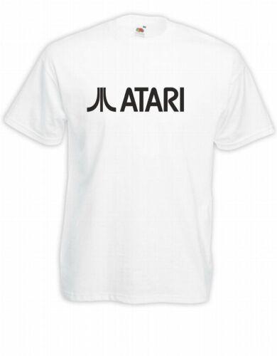 T-shirt ATARI piccoli fino a 5xl console per videogiochi//funshirt