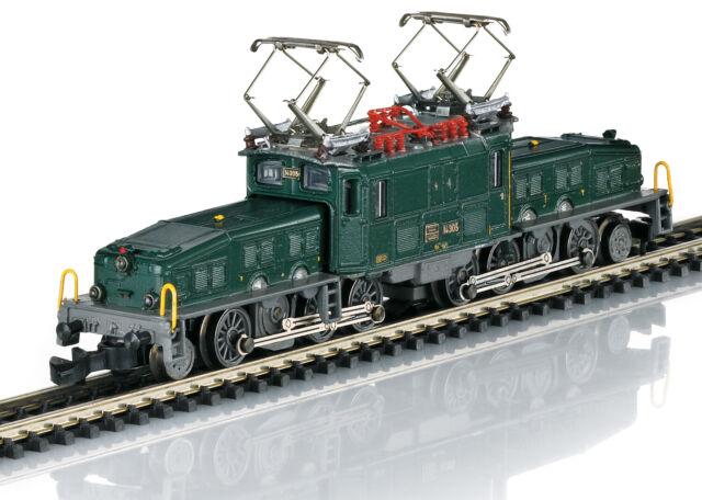 88564 Marklin Z-scale Swiss Locomotive SBB Ce 6/8 Crocodile NEW TYPE MOTOR, LED