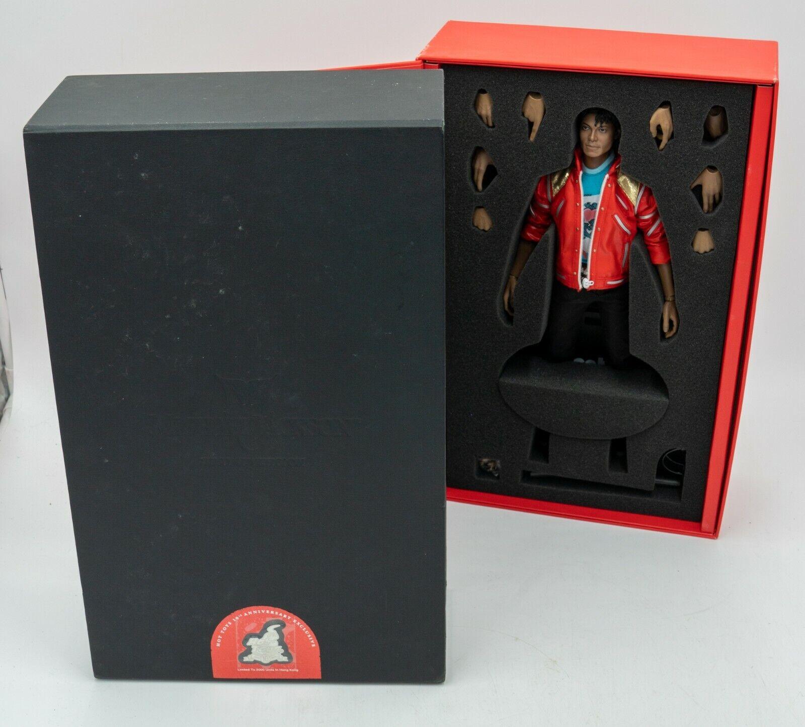 Michael Jackson Hot Toys 1/6 Scale Beat it Version Action Figure on eBay thumbnail