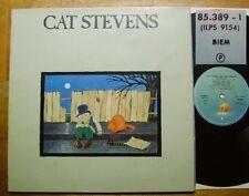 Cat Stevens - Teaser and the Firecat - Spain '71 - Island 85.389-1 FOC + Texte