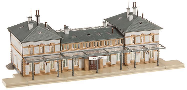 Faller n 212114 estación Karl montaña 295 x 129 x 80 mm nuevo embalaje original