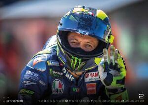 IL-DOTTORE-46-Valentino-Rossi-2019-Kalender-DIN-A3-MotoGP-WEIHNAC