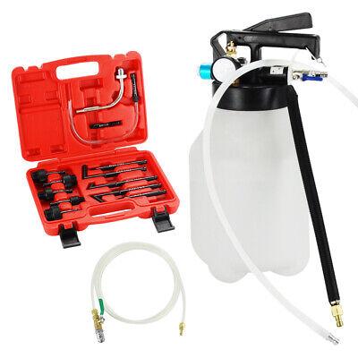 1 Getriebeöl Befüllgerät Öleinfüllgerät Handpumpe 6L+8Adapter Ölwechsel Für BMW